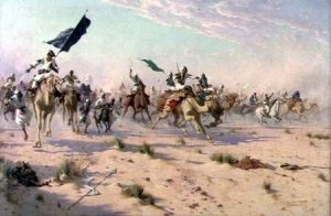 lukisan-perang-islam
