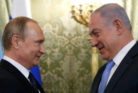 PERSETERUAN ISRAEL-RUSIA DI DATARAN TINGGI GOLAN
