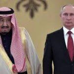 ARAB SAUDI MULAI BERPALING KE RUSIA