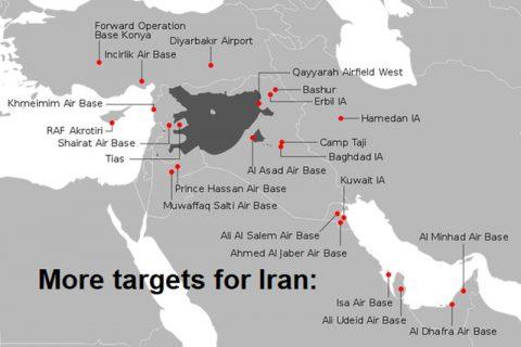 MEREKA TAKUT ANCAMAN IRAN, TAPI NASI SUDAH MENJADI BUBUR