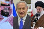 ARAB SAUDI BISA DEKAT DENGAN ISRAEL TAPI TIDAK MUNGKIN DENGAN IRAN